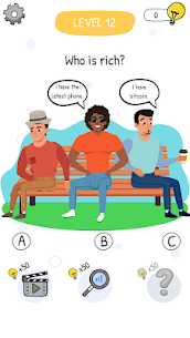 Who is? Brain Teaser & Riddles Mod Apk (Unlimited Hints + No Ads) 7