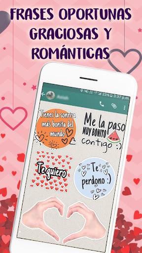 Stickers de amor para WhatsApp ud83dudc95 - WAStickerApps  Paidproapk.com 2
