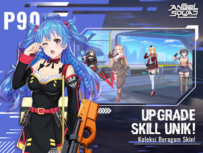 Hack Game Angel Squad apk free