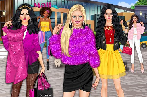 Rich Girl Crazy Shopping - Fashion Game  Screenshots 1