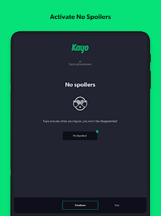 Kayo Sports screenshots 19