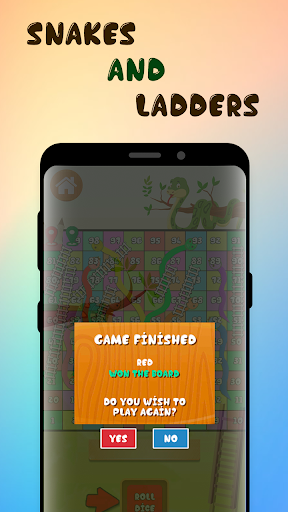 Neo Classic Snake and Ladder : King of Board Game  screenshots 5