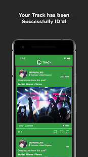 ID Track Screenshot