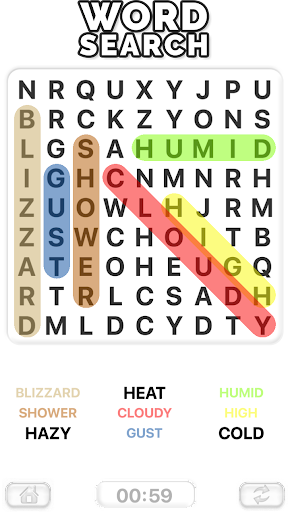 Puzzle book - Words & Number Games screenshots 2