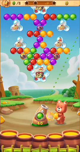 Bubble Buggle Pop: Free Match & Shooter Puzzle apkpoly screenshots 6