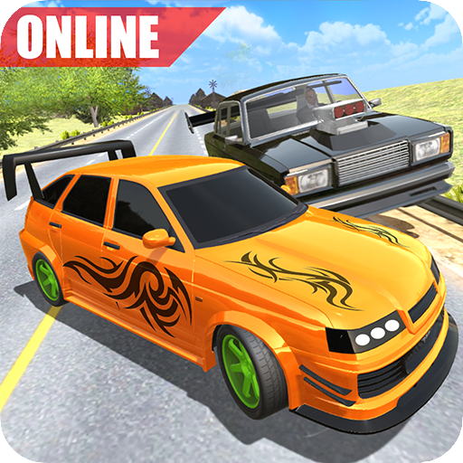Real Cars Online Racing Icon