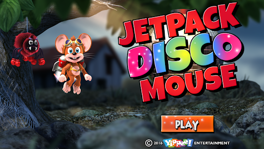 Jetpack Disco Mouse 1.0414.1 APK Mod Android [Latest] 1