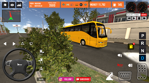 INDIA BUS SIMULATOR  screenshots 3