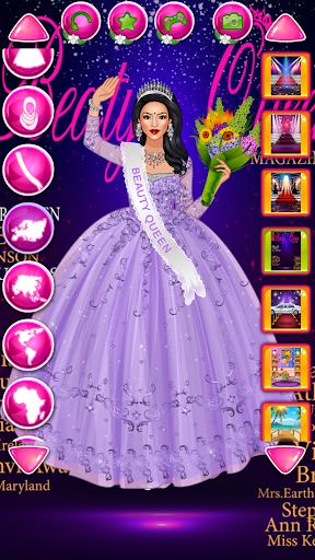 Beauty Queen Dress Up - Star Girl Fashion 1.2 Screenshots 19