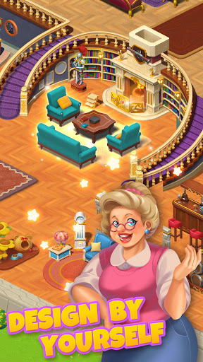 Candy Manor - Home Design 12.0 screenshots 1