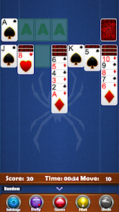 Solitaire Spider 3