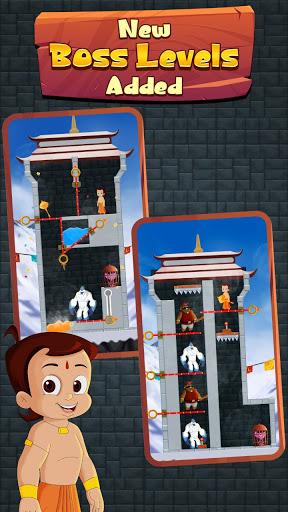 Chhota Bheem aur Malongh Ka Raaz Official Game apkdebit screenshots 4