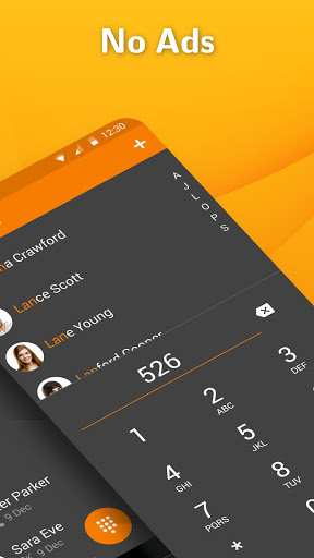 Simple Dialer - Manage your phone calls easily 5.6.1 Screenshots 2