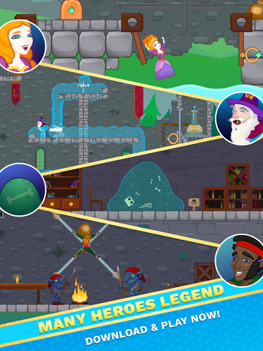 How To Loot: Pull The Pin & Rescue Princess Puzzle  Screenshots 16