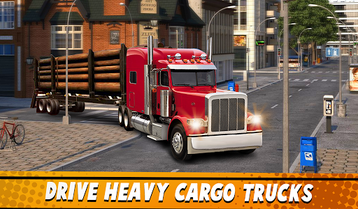 Euro Truck Simulator 2 : Cargo Truck Games 1.9 Screenshots 9