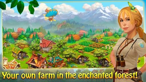 Charm Farm: Village Games. Magic Forest Adventure. 1.149.0 screenshots 8