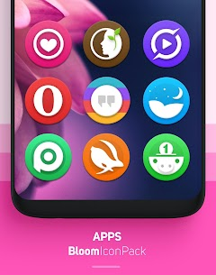 Bloom Icon Pack APK [PAID] Download for Android 4