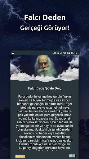 Falcu0131 Dede - Bedava Medyum Fal Bak android2mod screenshots 2