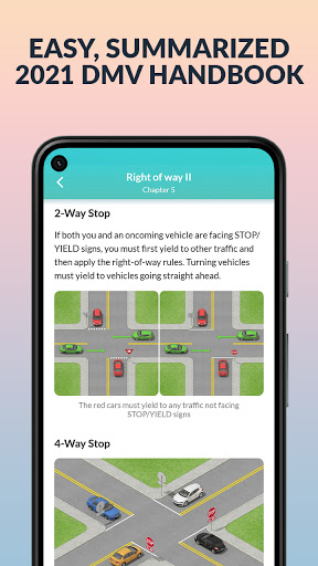 DMV Practice Test by Zutobi apktram screenshots 3