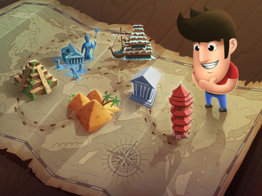 Diggy's Adventure: Maze Games poster 7