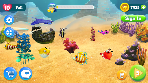 Fish Match 1.1.3 screenshots 1