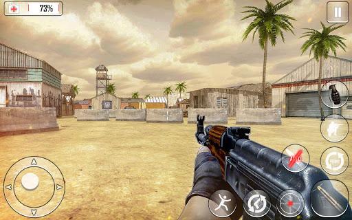 Modern Battlefield Mission II: Shooting Games 2021  screenshots 4