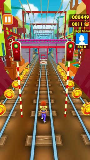 Subway Train: Bus Rush 3D  Screenshots 1