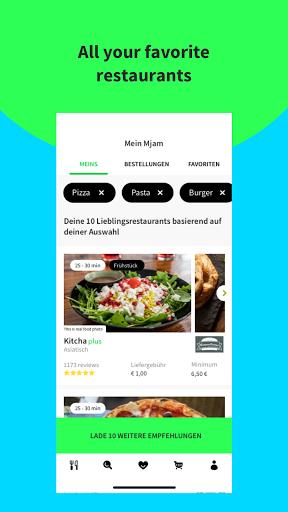 mjam.at - Order Food Online 8.9.0 Screenshots 3