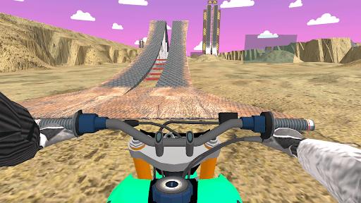 Motorcycle Infinity Racing Simulation 2.2 screenshots 7