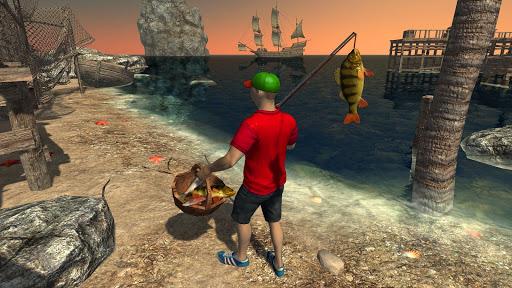 Bobine Monstre Pêche Simulateur - Pêche As Crochet APK MOD – Pièces de Monnaie Illimitées (Astuce) screenshots hack proof 2