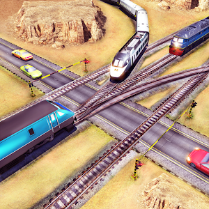 Train Driving Free  Train Games
