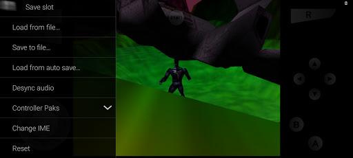 M64Plus FZ Emulator  APK MOD (Astuce) screenshots 3
