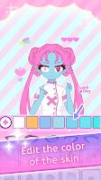 Roxie Girl: Dress up girl avatar maker game