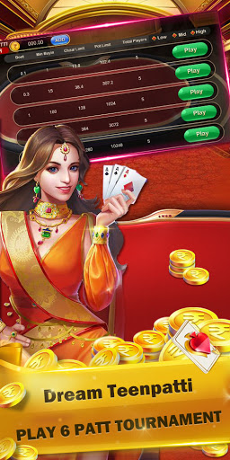 Dream Teenpatti 1.0.0 Screenshots 4