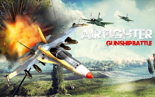 Air Fighter Battle -  Gunship War For PC Windows (7, 8, 10, 10X) & Mac Computer Image Number- 5