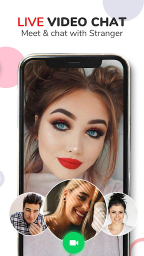 Video Call Advice and Live Chat with Video Call apktram screenshots 3