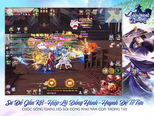 Thiu00ean Ngou1ea1i Giang Hu1ed3 - Thien Ngoai Giang Ho apktram screenshots 18