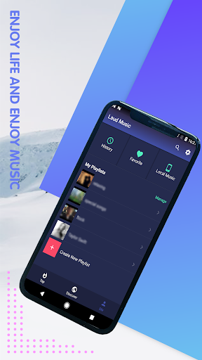 Laud Music 2.4.0 Screenshots 3