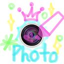 写真ペイント Photo Marker(蛍光ペン)