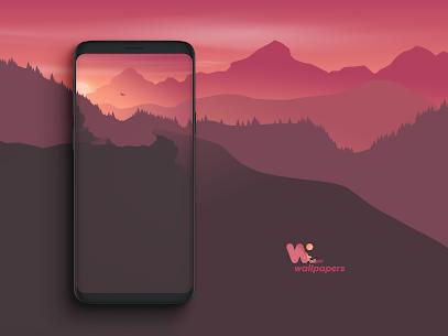 Wallpin – 4K, HD Wallpapers (MOD, Paid) v1.0.0 4