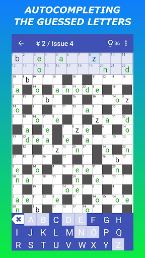 Keywords u2014 Free Codeword Puzzle 1.4.19.69-EN screenshots 4