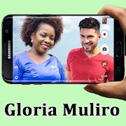 Selfie with Gloria Muliro