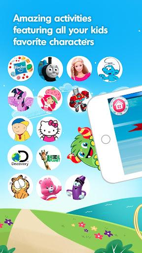 Budge World - Kids Games & Fun 10.2 screenshots 1