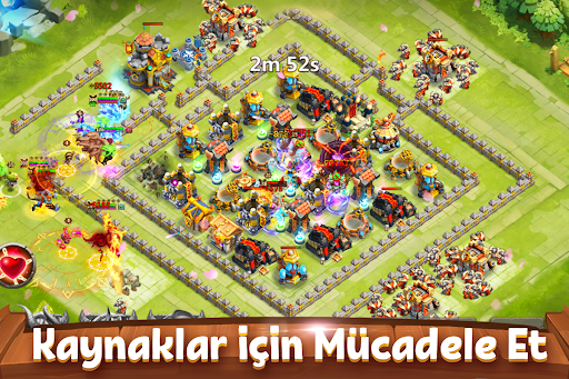 Castle Clash: Lonca Mu00fccadelesi 1.7.11 screenshots 2