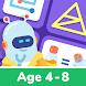 LogicLike: Kids Learning Games. Educational App 4+
