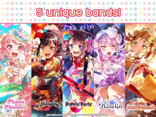 BanG Dream! Girls Band Party! 3.8.2 screenshots 11