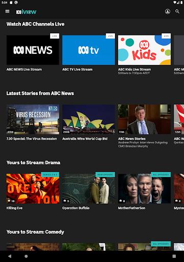ABC iview  screenshots 10