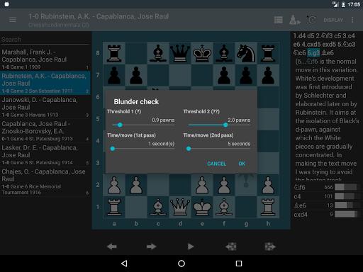 Chess PGN Master 2.8.0 screenshots 11