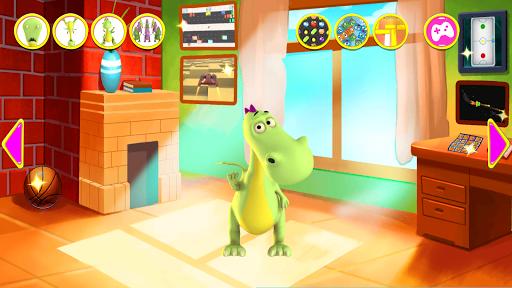 Talking Dragon Bob screenshots 1