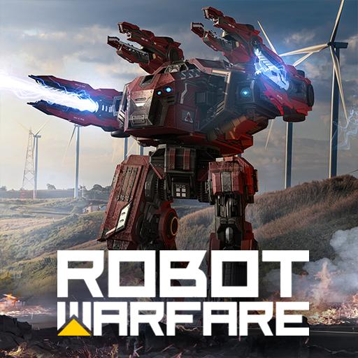 Robot Warfare: Mech Battle 3D PvP FPS APK
